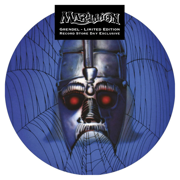 Copertina Disco Vinile 33 giri Grendel [LP Picture Disc] di Marillion