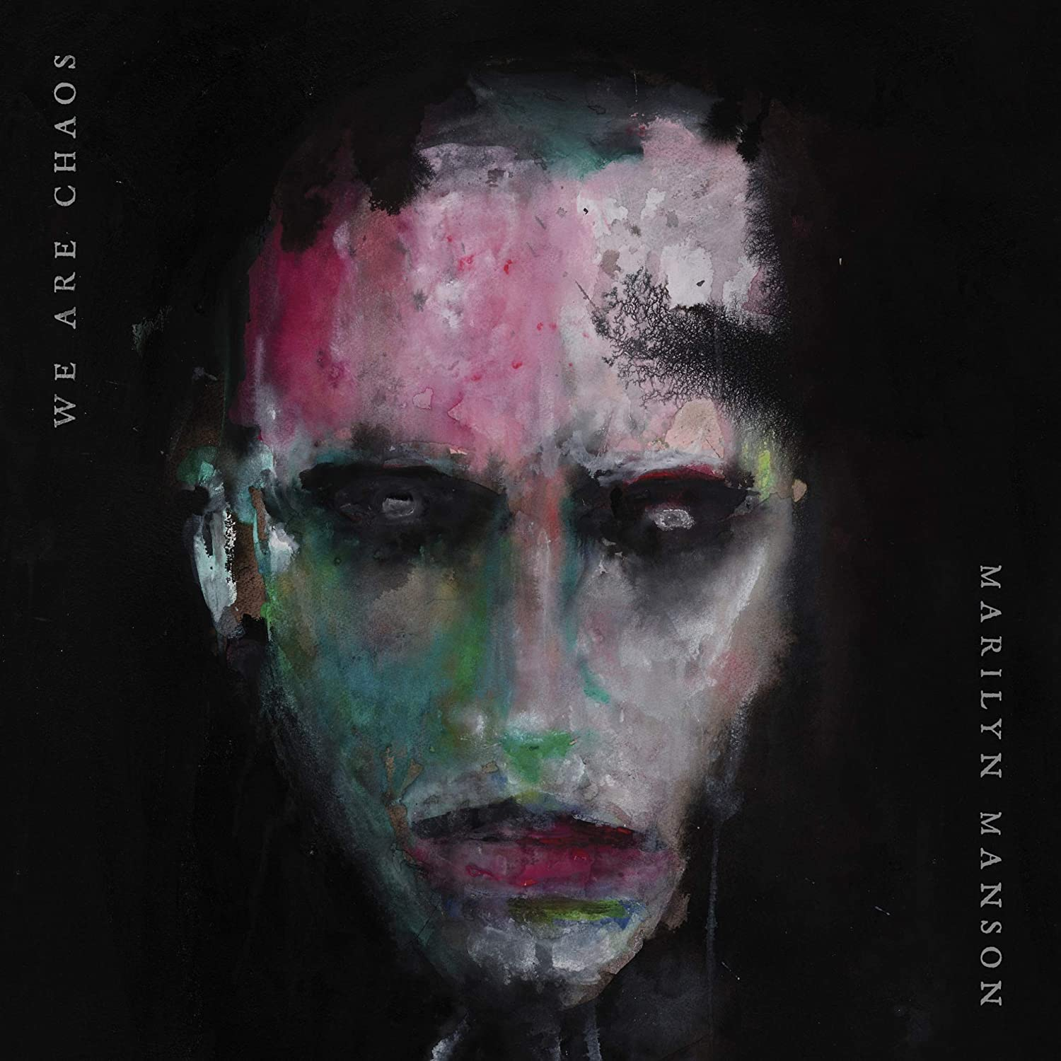 Copertina Vinile 33 giri We Are Chaos di Marilyn Manson