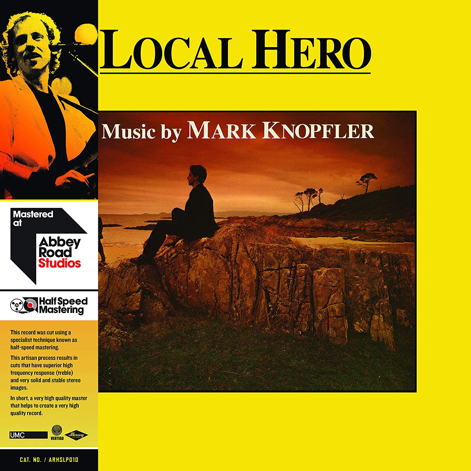 Copertina Vinile 33 giri Local Hero [Soundtrack LP] di Mark Knopfler