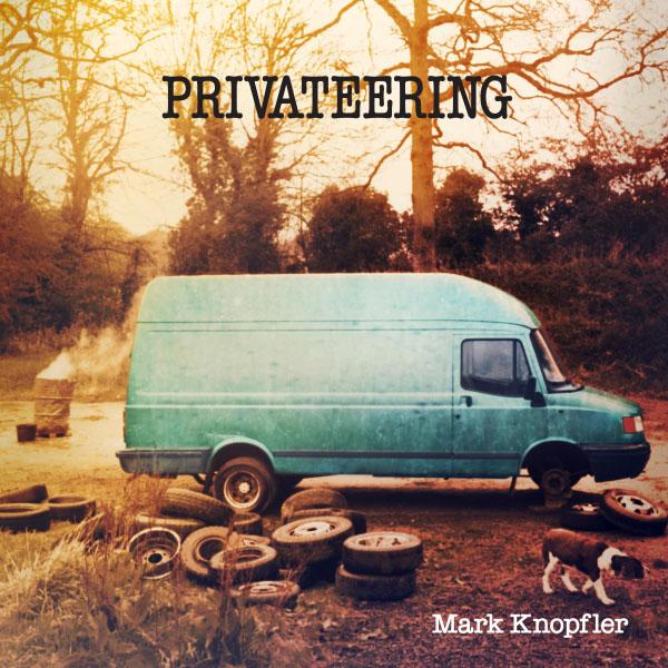 Copertina Disco Vinile 33 giri Privateering [2 LP] di Mark Knopfler
