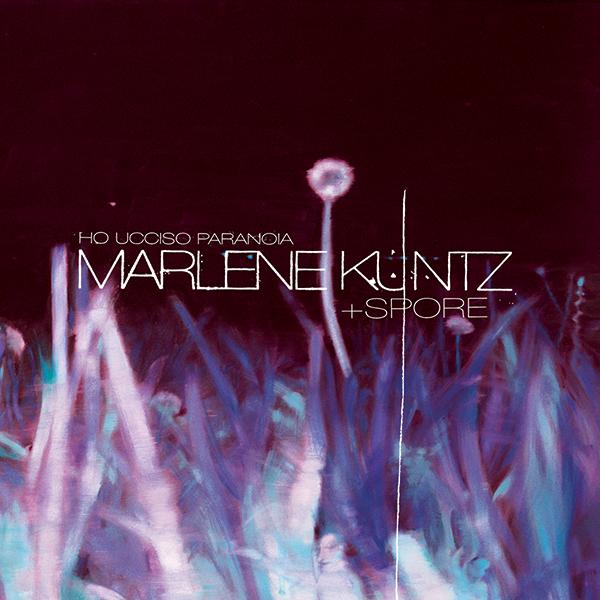Copertina Vinile 33 giri Ho Ucciso Paranoia + Spore [2 LP] di Marlene Kuntz