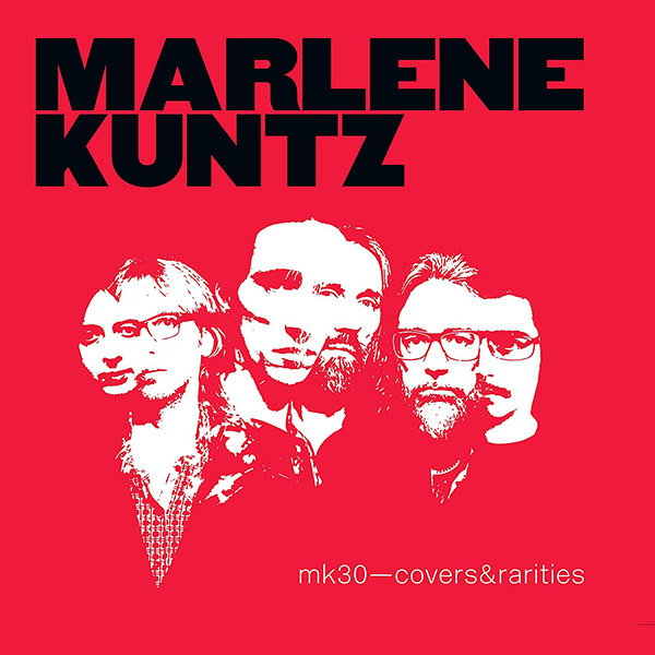 Copertina Vinile 33 giri Mk30 - Covers & Rarities [2 LP] di Marlene Kuntz