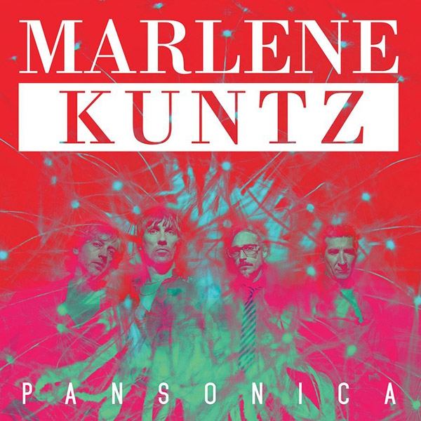 Copertina Disco Vinile 33 giri Pansonica di Marlene Kuntz