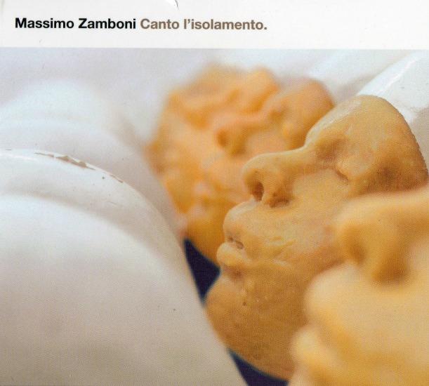 Copertina Disco Vinile 33 giri Canto L'isolamento di Massimo Zamboni