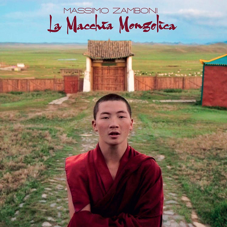 Copertina Vinile 33 giri La Macchia Mongolica di Massimo Zamboni