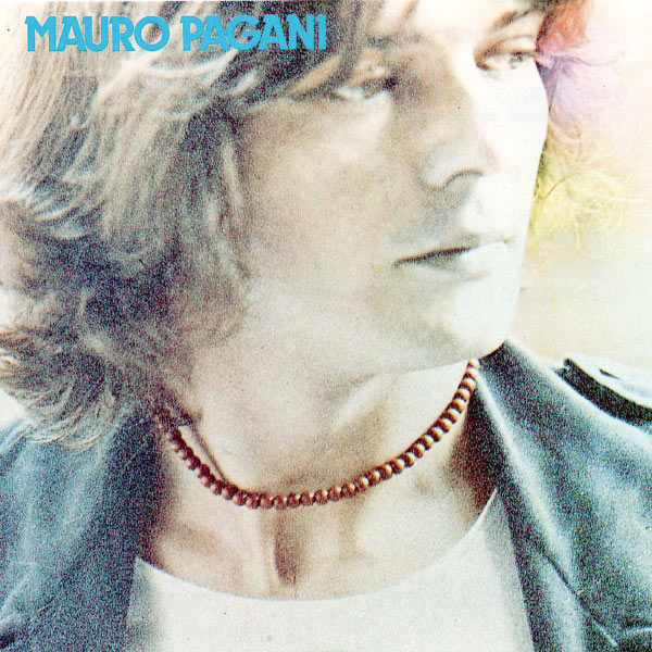 Copertina Disco Vinile 33 giri Mauro Pagani di Mauro Pagani