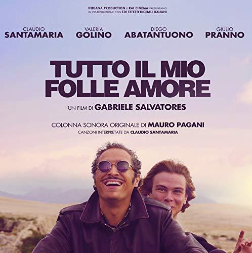 Copertina Vinile 33 giri Tutto Il Mio Folle Amore [Soundtrack LP] di Mauro Pagani