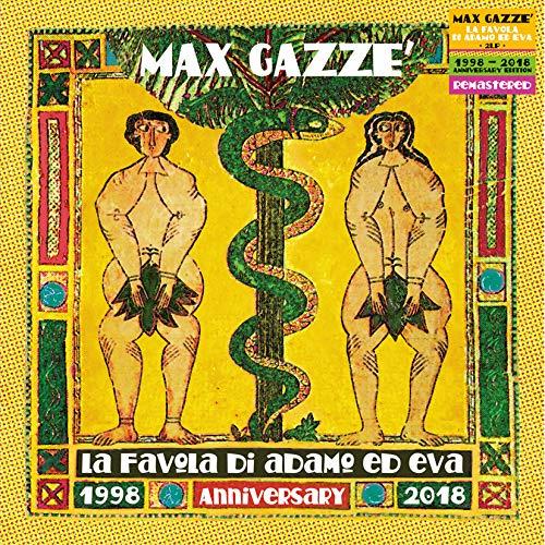 Copertina Vinile 33 giri La favola di Adamo ed Eva [2 LP] di Max Gazzè