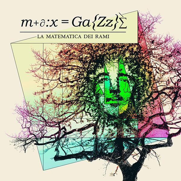 Copertina Vinile 33 giri La Matematica dei Rami di Max Gazzè