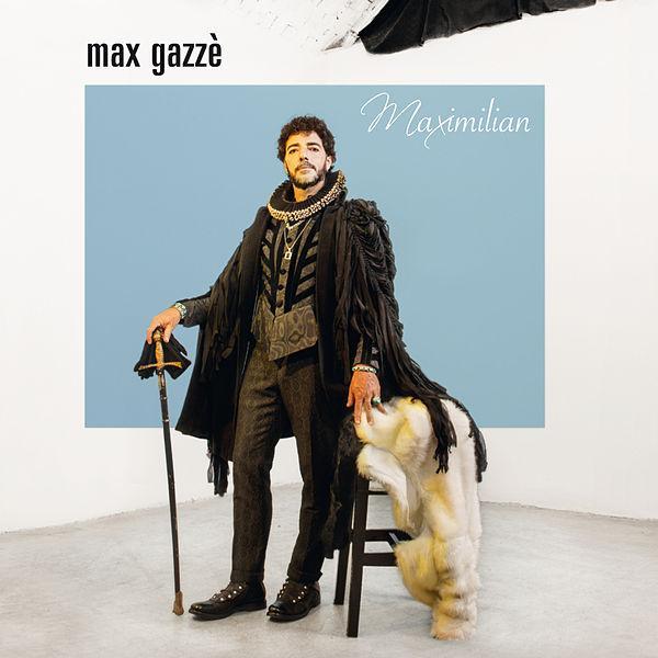 Copertina Disco Vinile 33 giri Maximilian di Max Gazzè