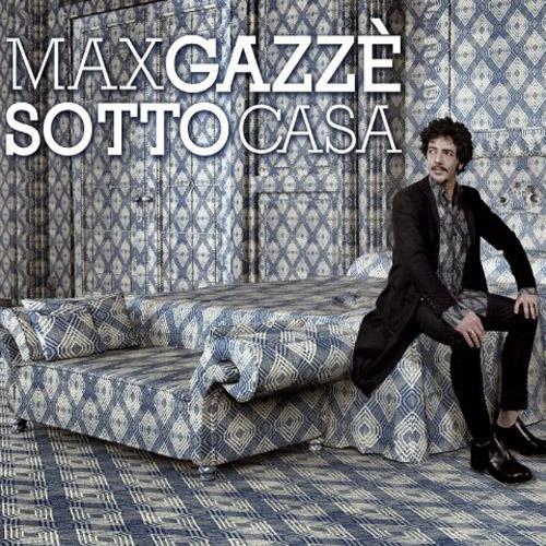 Copertina Disco Vinile 33 giri Sotto Casa di Max Gazzè