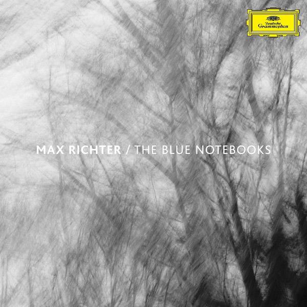 Copertina Vinile 33 giri The Blue Notebooks di Max Richter