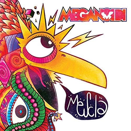 Copertina Vinile 33 giri Mescla [LP+CD] di Meganoidi