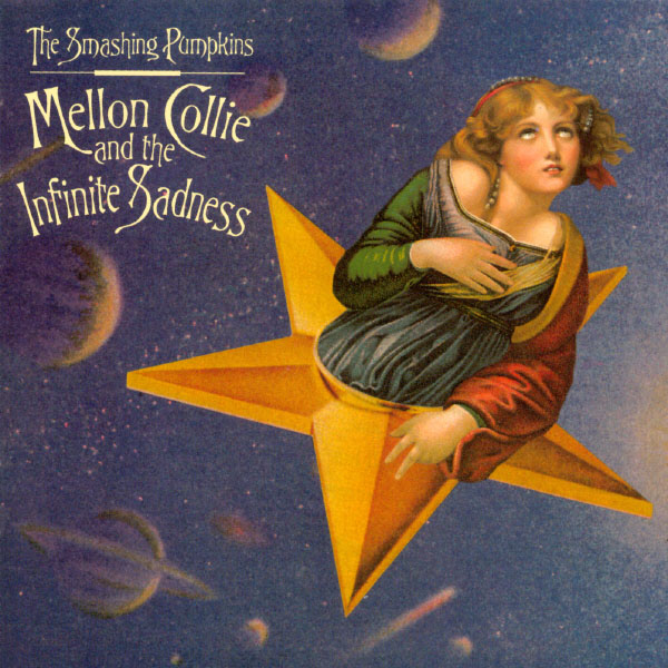Copertina Disco Vinile 33 giri Mellon Collie and the Infinite Sadness [4 LP] di The Smashing Pumpkins