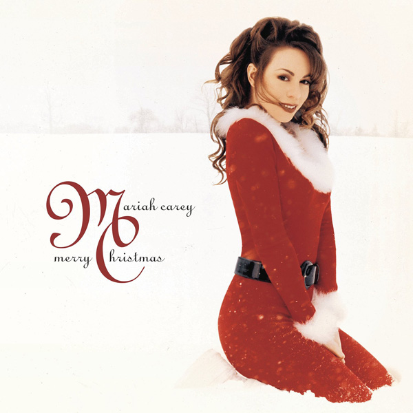Copertina Disco Vinile 33 giri Merry Christmas di Mariah Carey