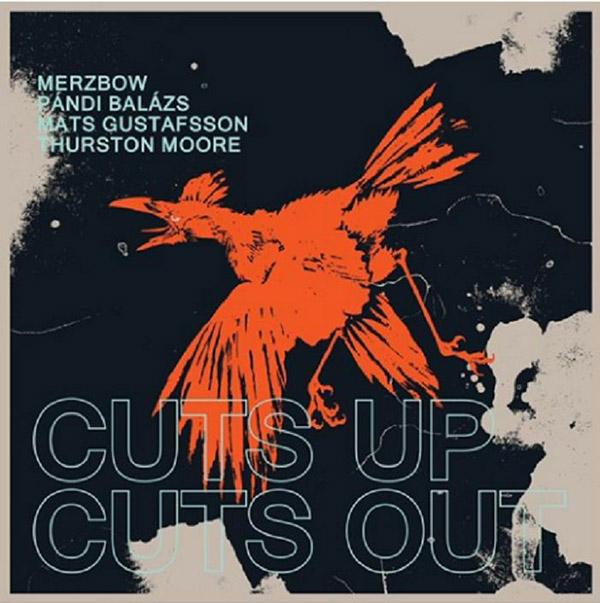Copertina Vinile 33 giri Cuts Up Cuts Out di Merzbow