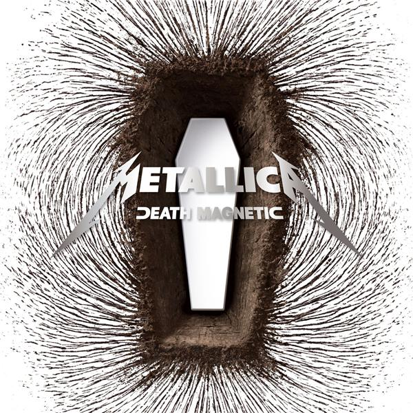 Copertina Disco Vinile 33 giri Death Magnetic [2 LP] di Metallica