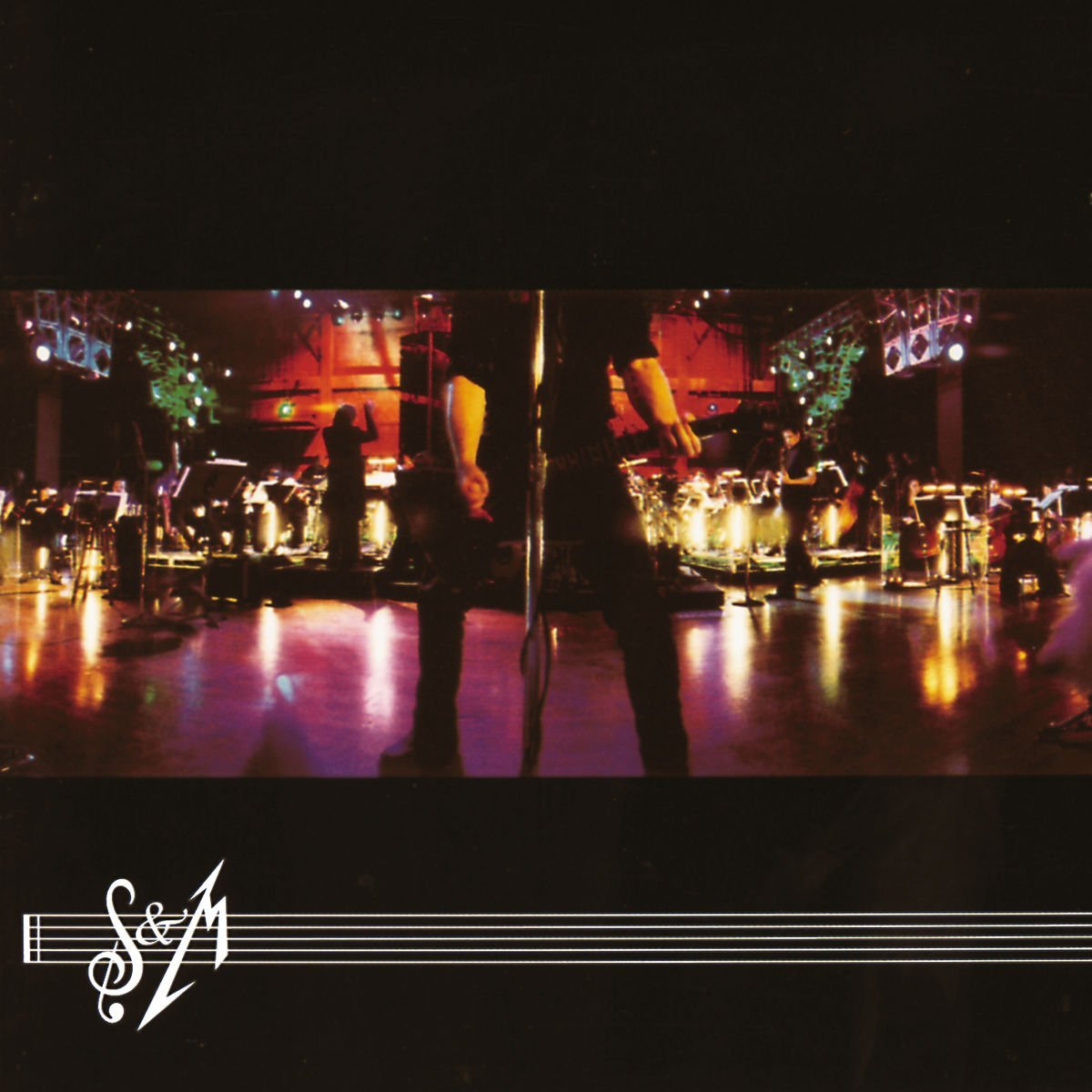 Copertina Disco Vinile 33 giri S&M [3 LP] di Metallica