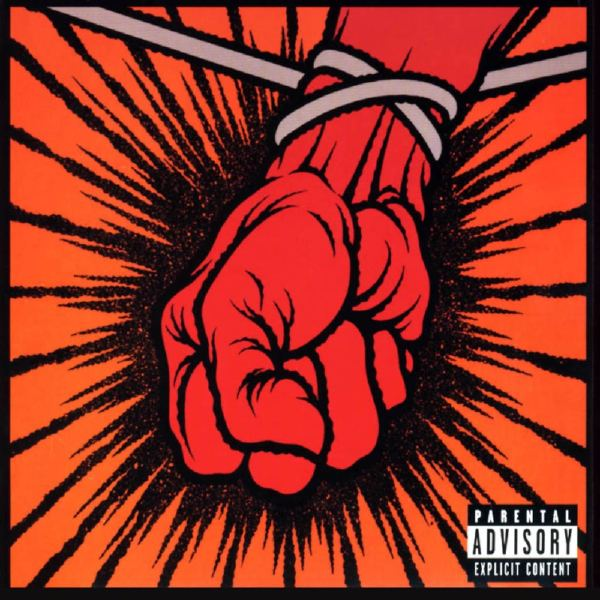 Copertina Disco Vinile 33 giri St. Anger [2 LP] di Metallica
