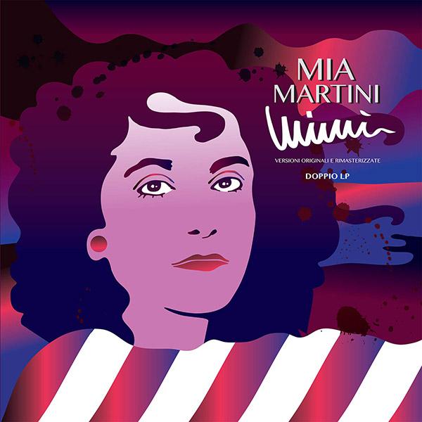 Copertina Vinile 33 giri Mimì [2 LP] di Mia Martini