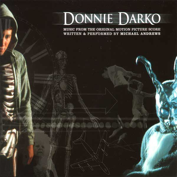 Copertina Disco Vinile 33 giri Donnie Darko [Soundtrack LP] di Michael Andrews