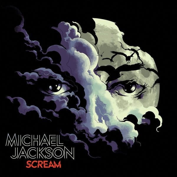 Copertina Vinile 33 giri Scream [2 LP] di Michael Jackson