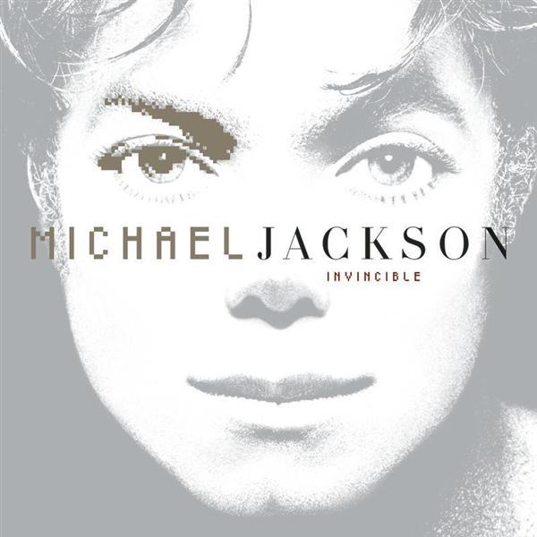 Copertina Disco Vinile 33 giri Invincible [2 LP] di Michael Jackson