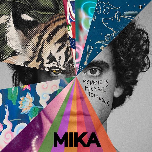Copertina Vinile 33 giri My Name Is Michael Holbrook di Mika