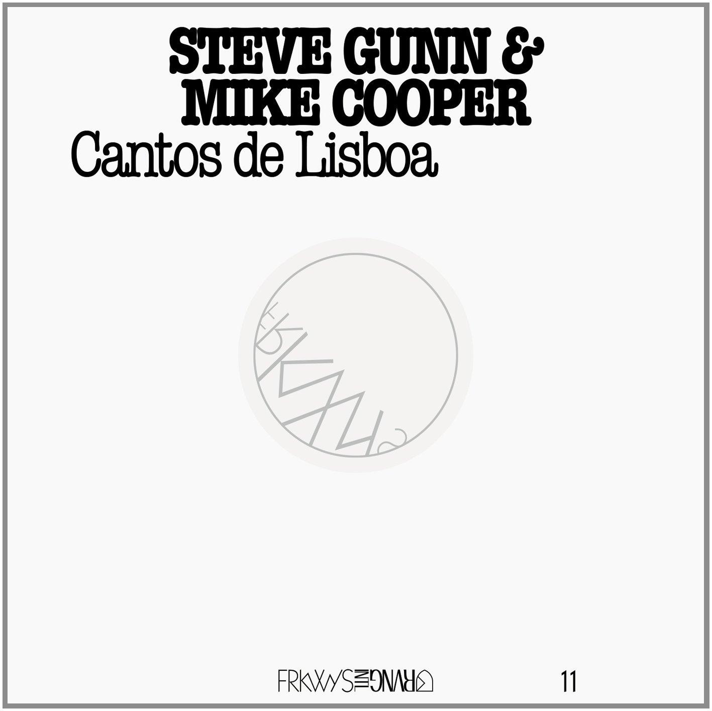 Copertina Disco Vinile 33 giri Cantos de Lisboa di Mike Cooper