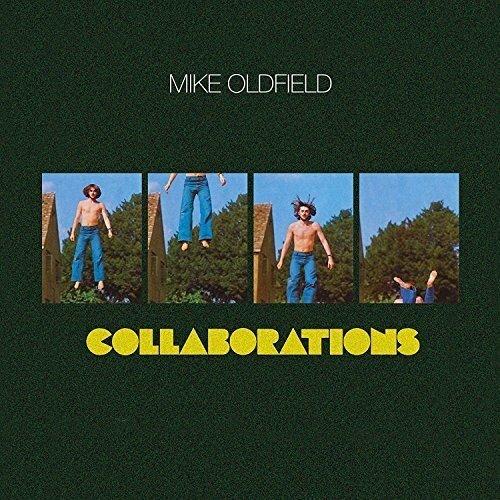 Copertina Disco Vinile 33 giri Collaborations di Mike Oldfield