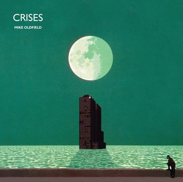 Copertina Disco Vinile 33 giri Crises di Mike Oldfield