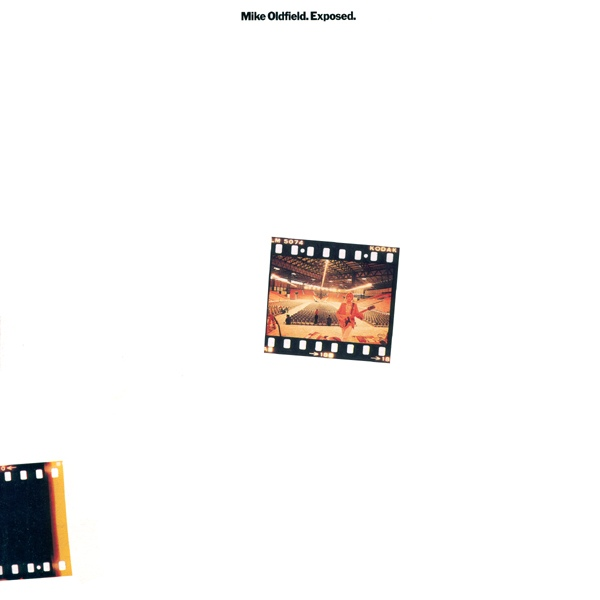 Copertina Disco Vinile 33 giri Exposed [2 LP] di Mike Oldfield