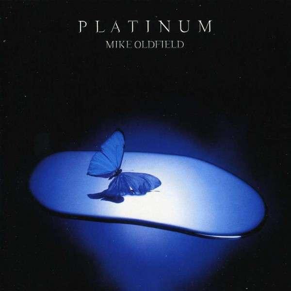 Copertina Disco Vinile 33 giri Platinum di Mike Oldfield