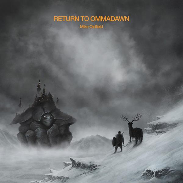 Copertina Disco Vinile 33 giri Return to Ommadawn di Mike Oldfield
