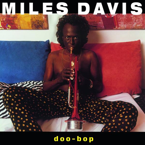 Copertina Disco Vinile 33 giri Doo-Bop di Miles Davis