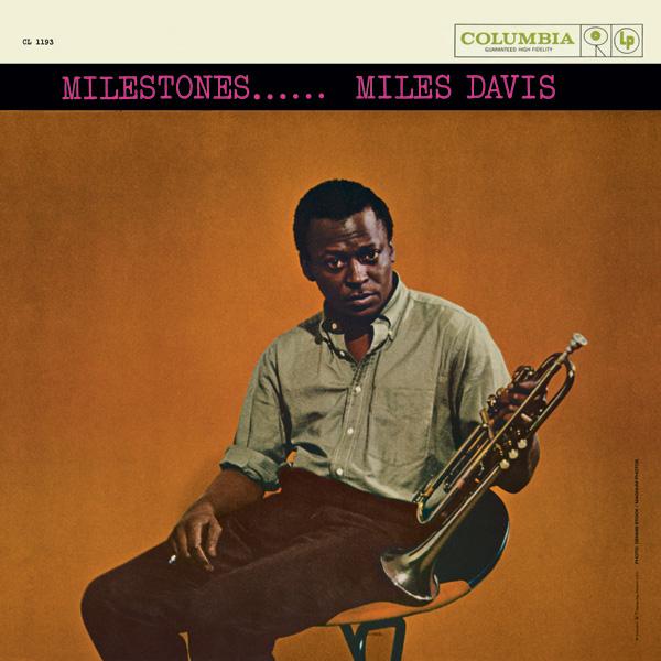 Copertina Disco Vinile 33 giri Milestones [Mono] di Miles Davis