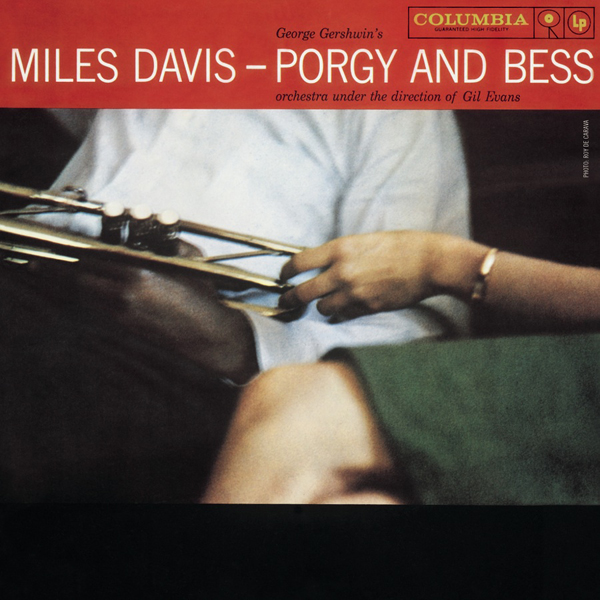 Copertina Disco Vinile 33 giri Porgy and Bess di Miles Davis
