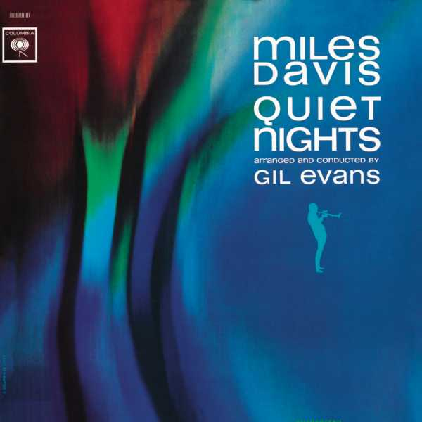 Copertina Disco Vinile 33 giri Quiet Nights di Miles Davis