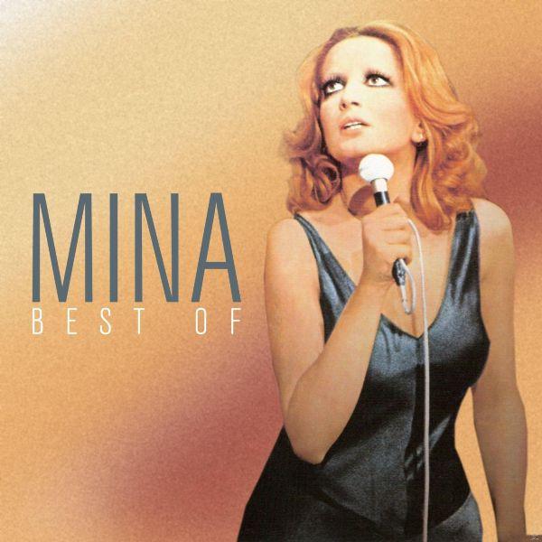 Copertina Disco Vinile 33 giri Best Of di Mina