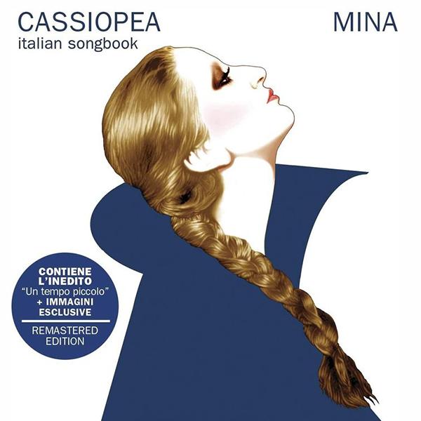 Copertina Vinile 33 giri Cassiopea   Italian Songbook [2 LP] di Mina