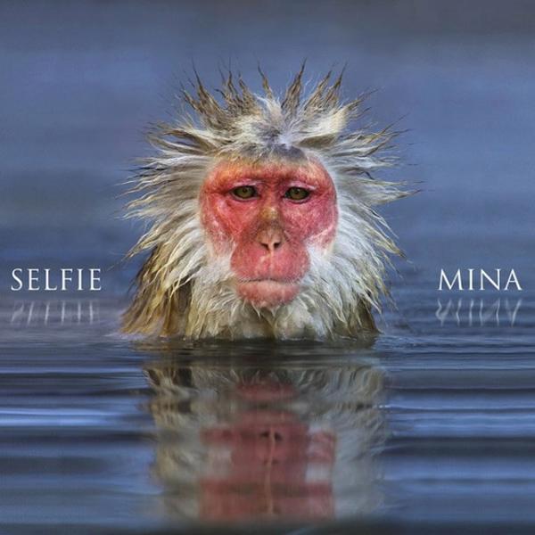 Copertina Disco Vinile 33 giri Selfie di Mina