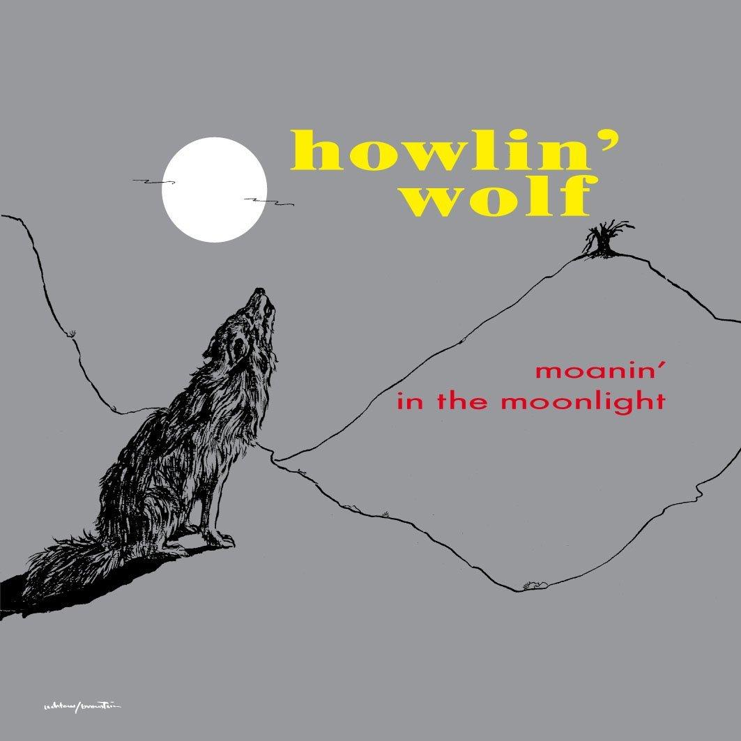 Copertina Disco Vinile 33 giri Moanin' in the Moonlight di Howlin Wolf