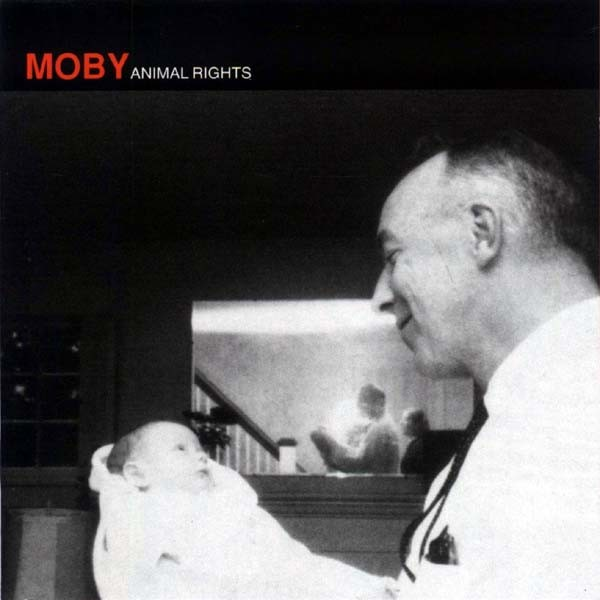 Copertina Vinile 33 giri Animal Rights di Moby