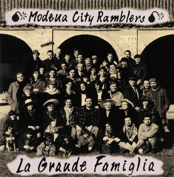 Copertina Vinile 33 giri La Grande Famiglia di Modena City Ramblers
