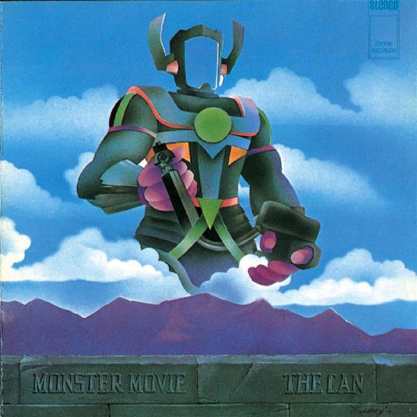 Copertina Disco Vinile 33 giri Monster Movie di Can