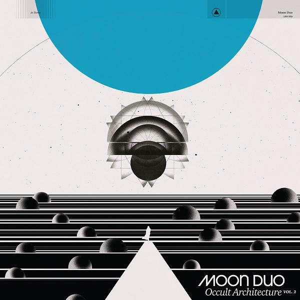 Copertina Vinile 33 giri Occult Architecture Vol. 2 di Moon Duo