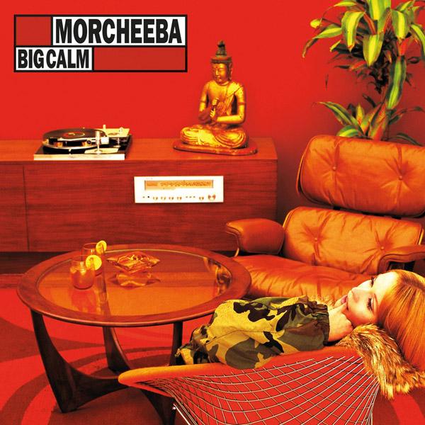 Copertina Disco Vinile 33 giri Big Calm di Morcheeba