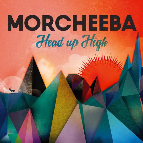 Copertina Disco Vinile 33 giri Head Up High [2 LP] di Morcheeba