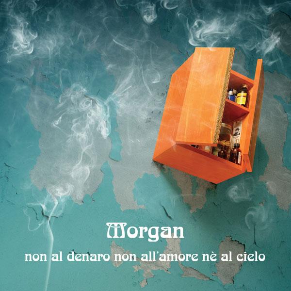 Copertina Disco Vinile 33 giri Non al denaro, non all'amore né al cielo di Morgan