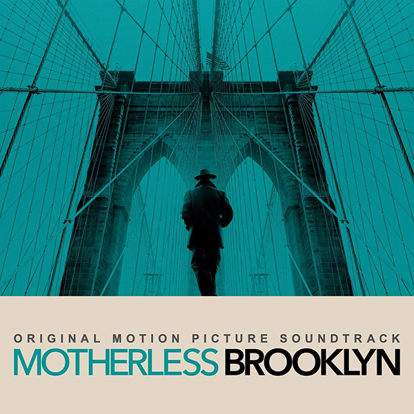 Copertina Vinile 33 giri Motherless Brooklyn  [Soundtrack LP] di Vari Artisti